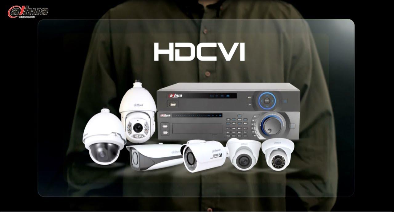 Συστήματα ασφαλείας CCTV και HDCVI